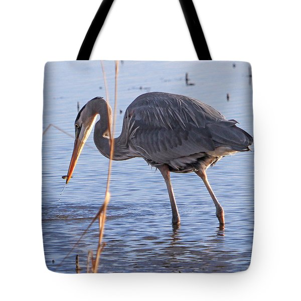 One Bite At A Time Tote Bag