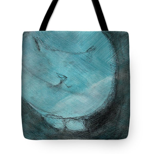 One Blue You Tote Bag