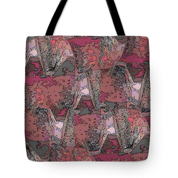 One Bump Or Two Tote Bag by Tim Allen