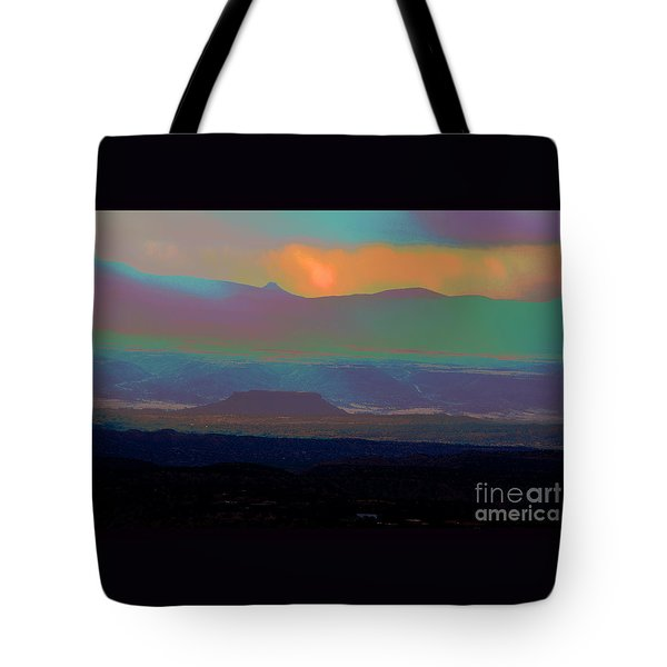 One Enchanted Evening Tote Bag