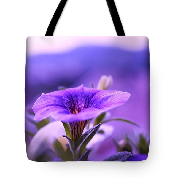 One Evening With Million Bells Tote Bag