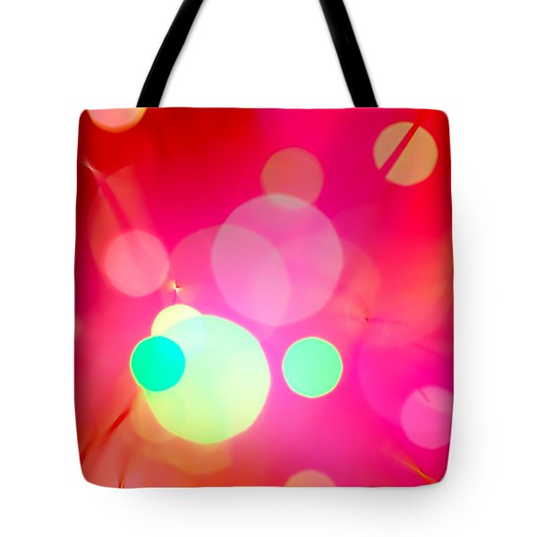 One Hot Minute Tote Bag by Dazzle Zazz