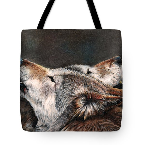 One Last Song Tote Bag