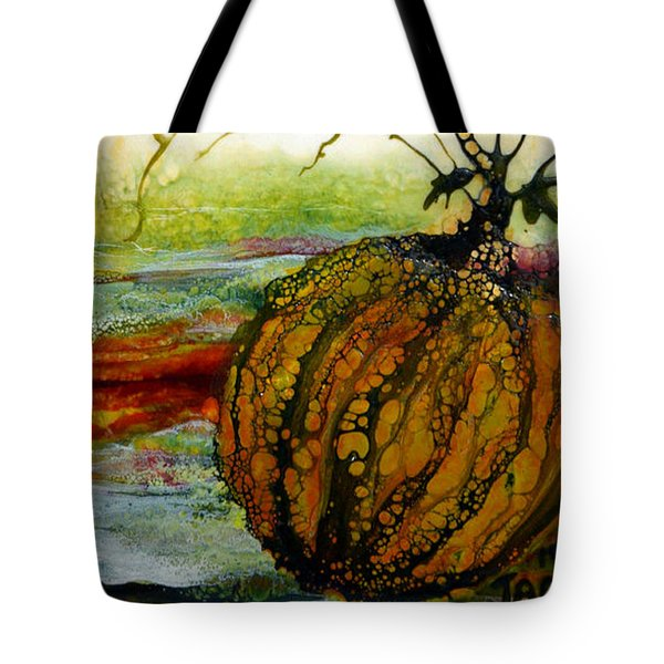 One Little Pumpkin Tote Bag