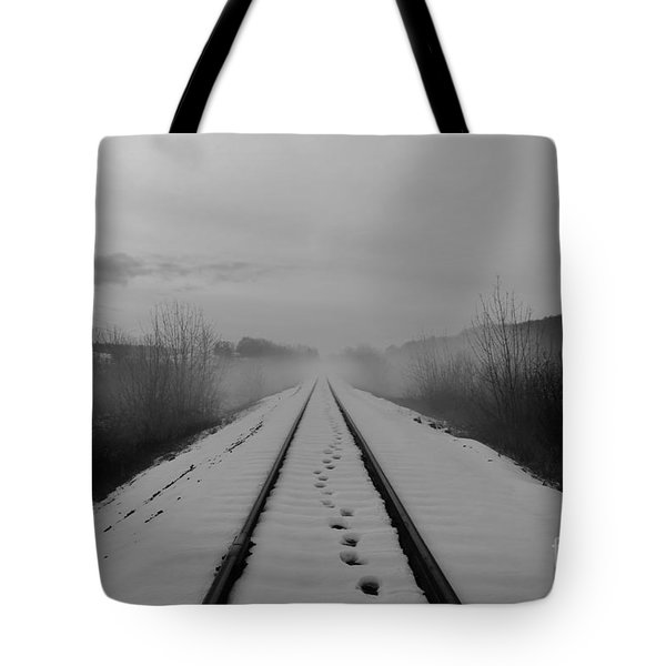 One Man's Journey Tote Bag