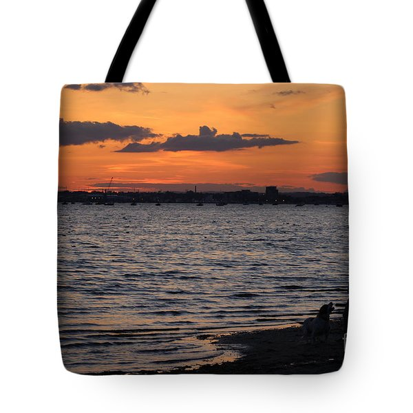One More Go... Tote Bag