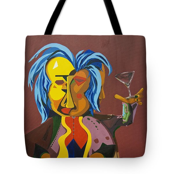 One More Time Tote Bag