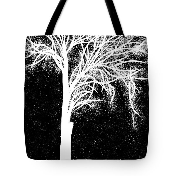 One More Tree Tote Bag by Kume Bryant