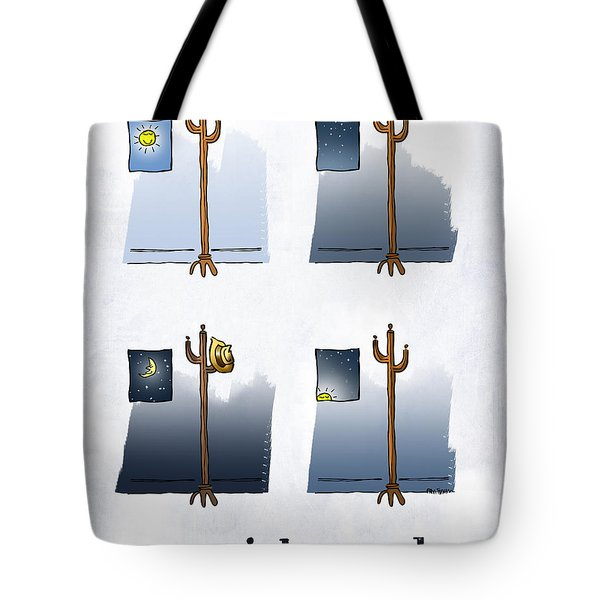 One Night Stand Tote Bag