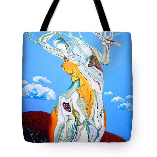 One Of Our Mothers Tote Bag by Susan Robinson