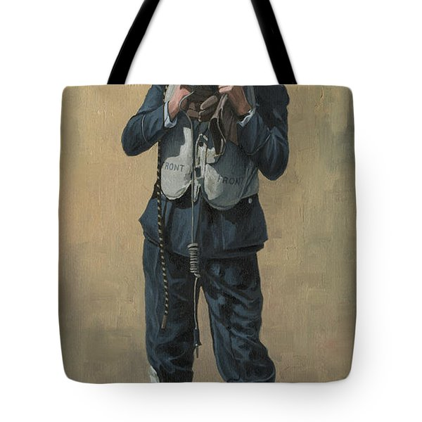 One Of The Few Tote Bag by Wade Meyers