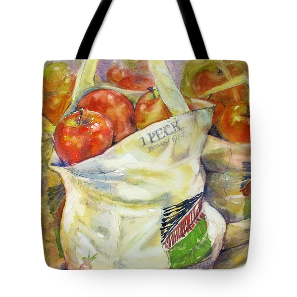 One Peck Tote Bag