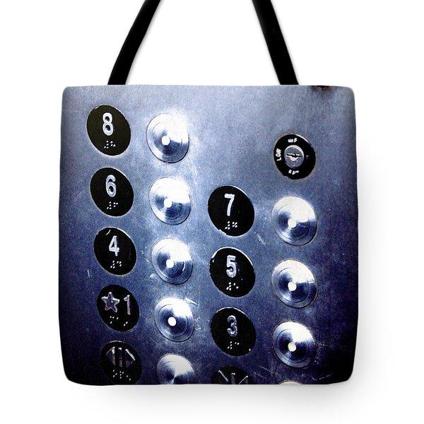One Please... Tote Bag