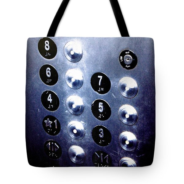 One Please... Tote Bag by Trish Mistric