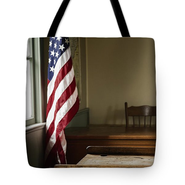One Room School Tote Bag