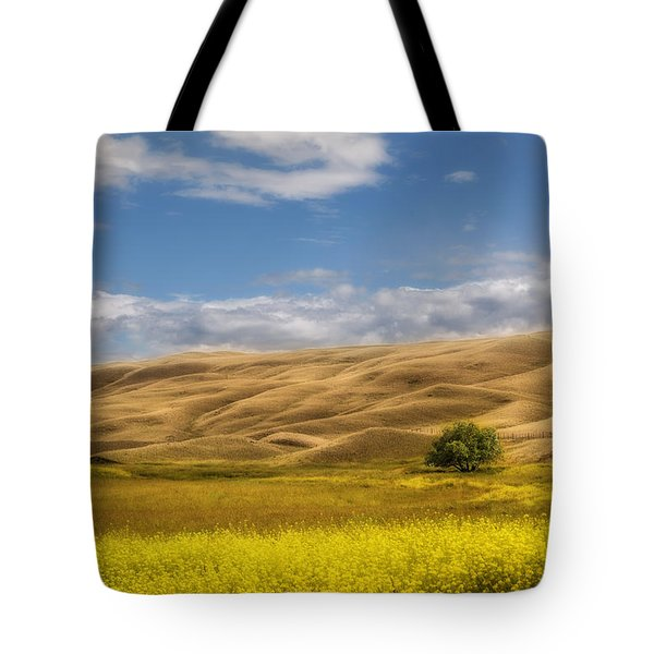 One Tote Bag by Sandi Mikuse