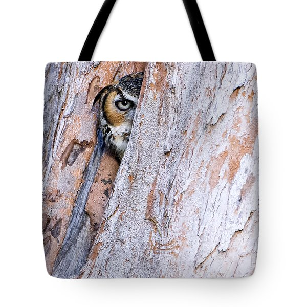 One Sided Tote Bag