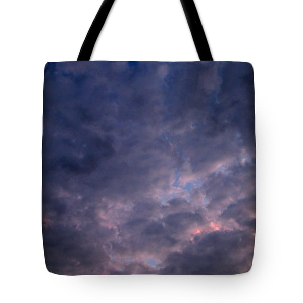 Finally It Rained In Texas Tote Bag
