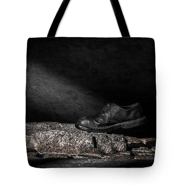 One Step Tote Bag by Bob Orsillo