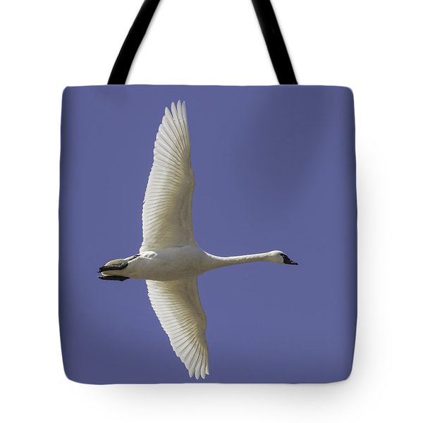 One Swan Tote Bag