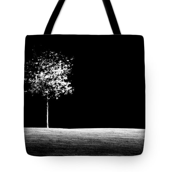 One Tree Hill Tote Bag by Darryl Dalton
