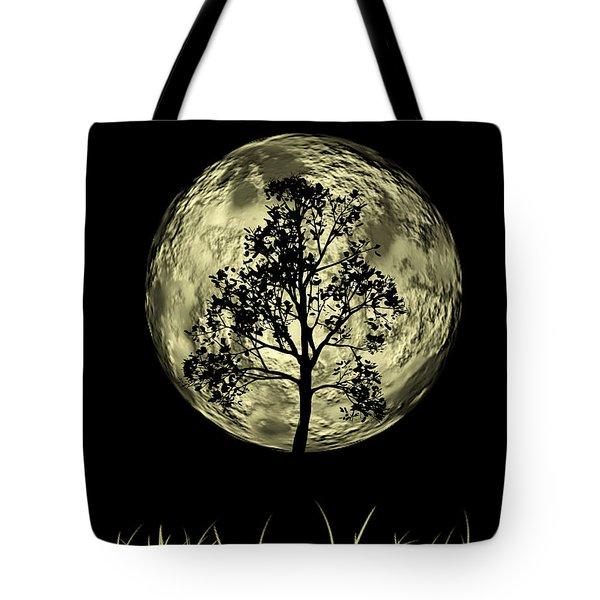 One Tree  Tote Bag by Mark Ashkenazi