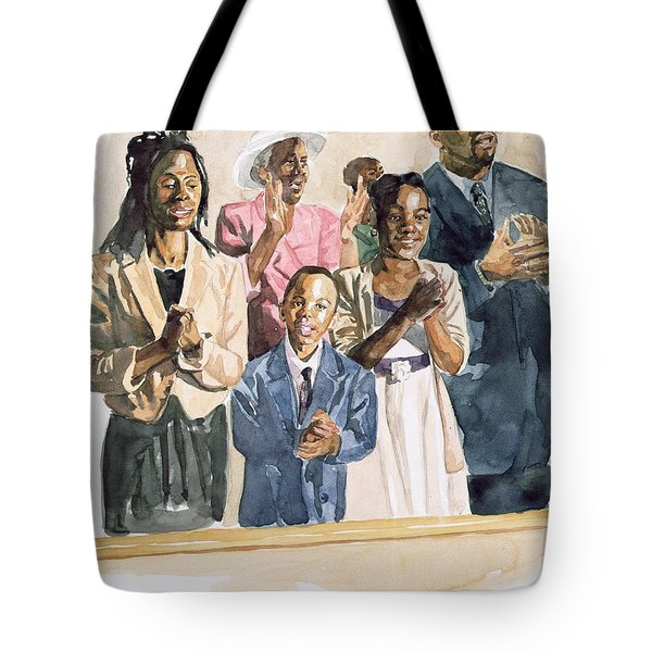 One Voice Tote Bag