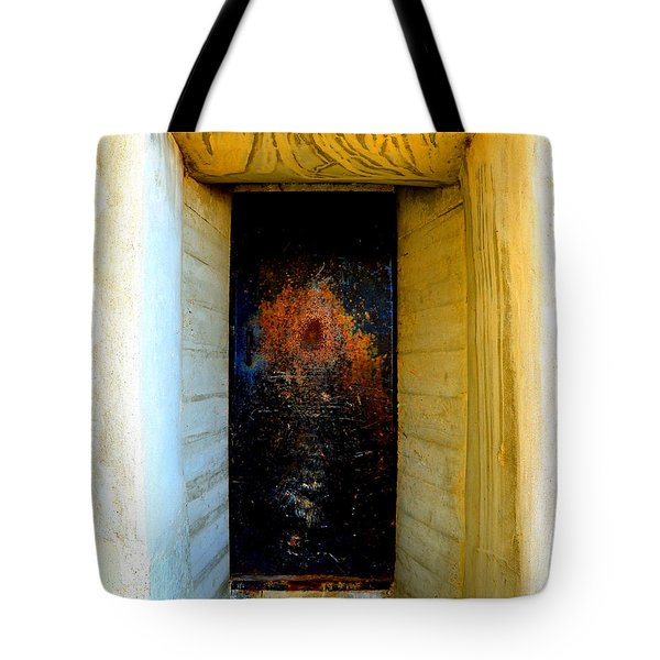 One Way Tote Bag by Lauren Leigh Hunter Fine Art Photography
