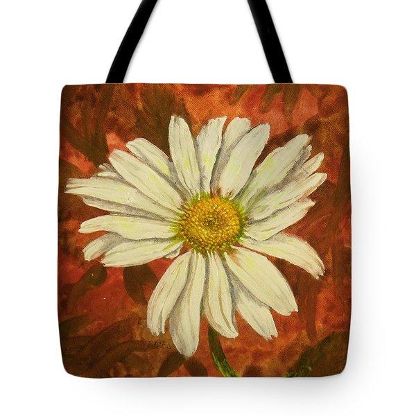 One Yorktown Daisy Tote Bag
