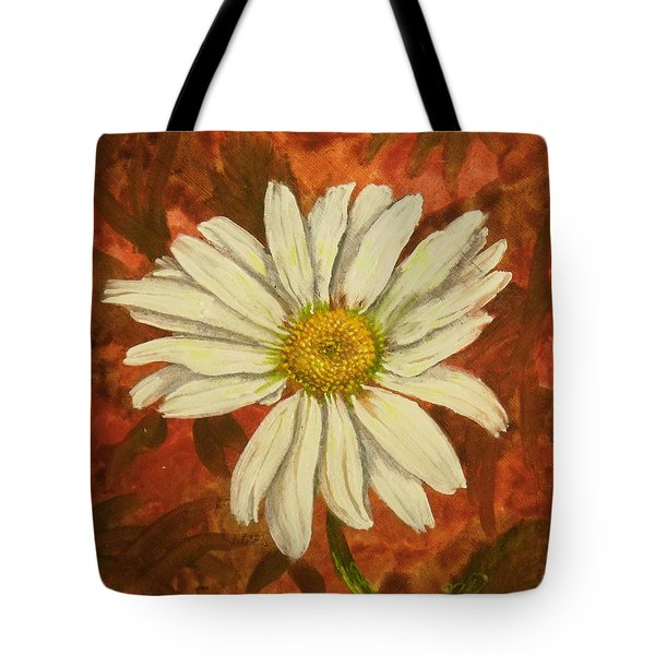 One Yorktown Daisy Tote Bag