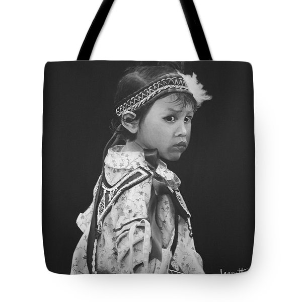 Oneida Girl Tote Bag