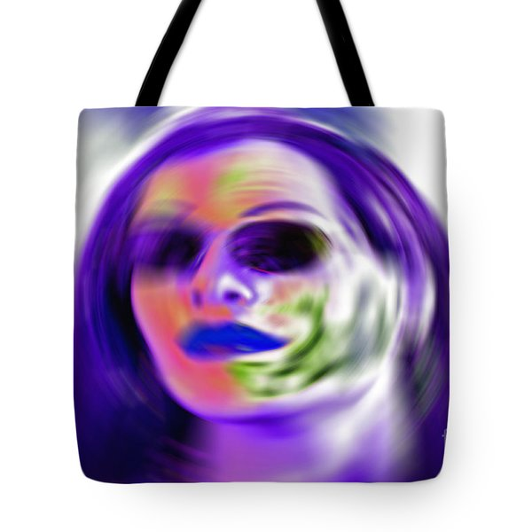 Oneself Tote Bag by Gwyn Newcombe