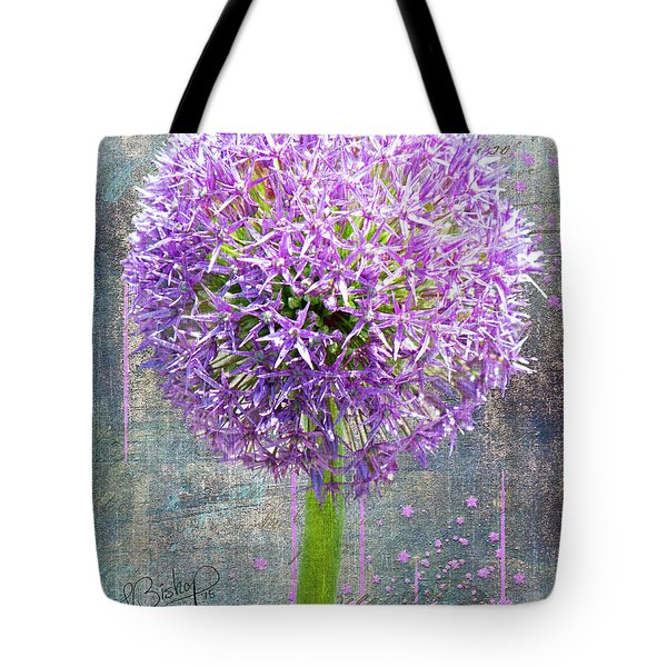 Onion Tote Bag by Larry Bishop