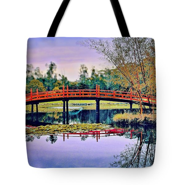 Tote Bag featuring the photograph Only In Dreams by Wallaroo Images