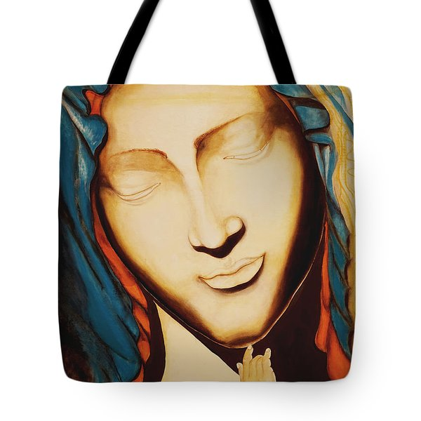 Only One Illuminates My Soul II Tote Bag