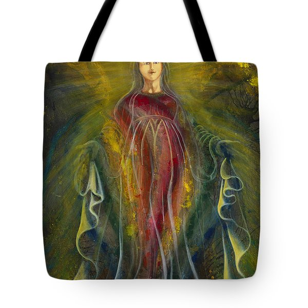 Only One Illuminates My Soul IIi Tote Bag