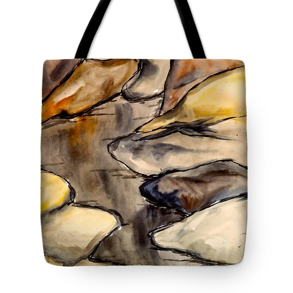 Only Rocks Tote Bag