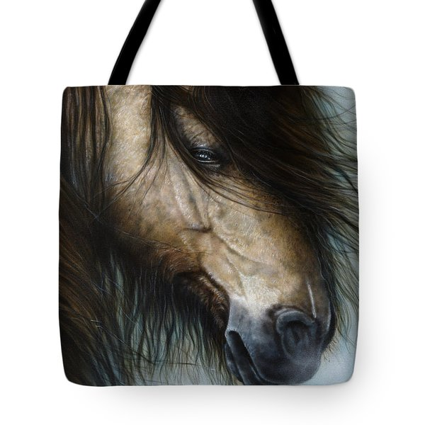 Only The Strong Survive I Tote Bag