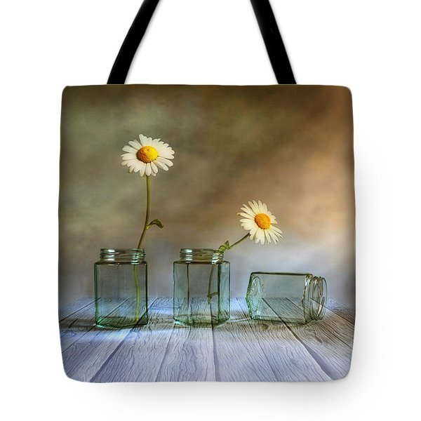 Only Two Tote Bag by Veikko Suikkanen