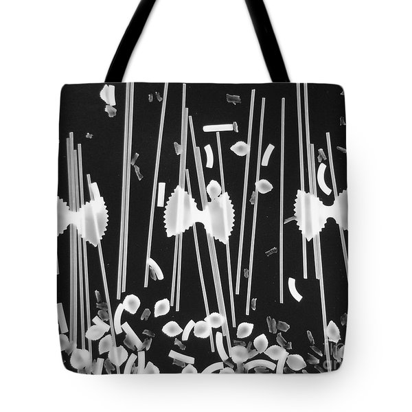 Oodles Of Noodles #1 Tote Bag by Robert ONeil