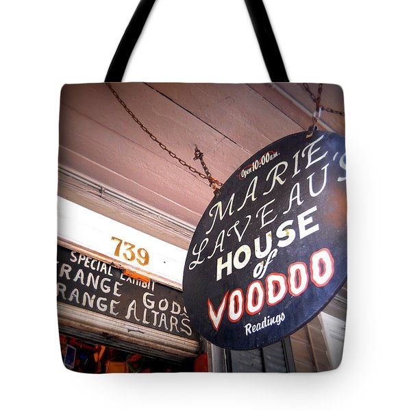 Open 10 Am Tote Bag by Beth Vincent