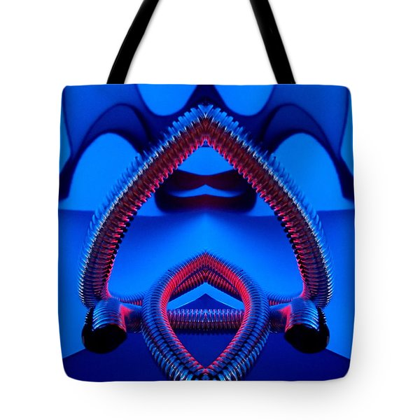 Tote Bag featuring the photograph Open by Trena Mara