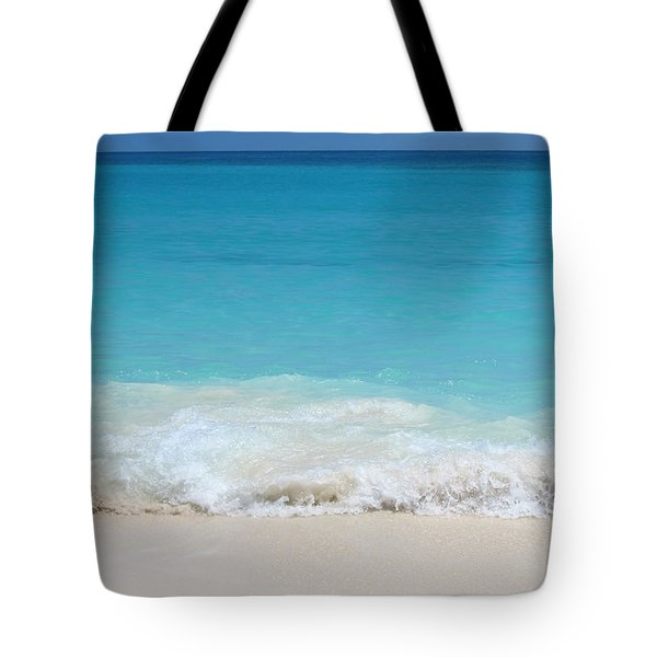 Open Waters Tote Bag