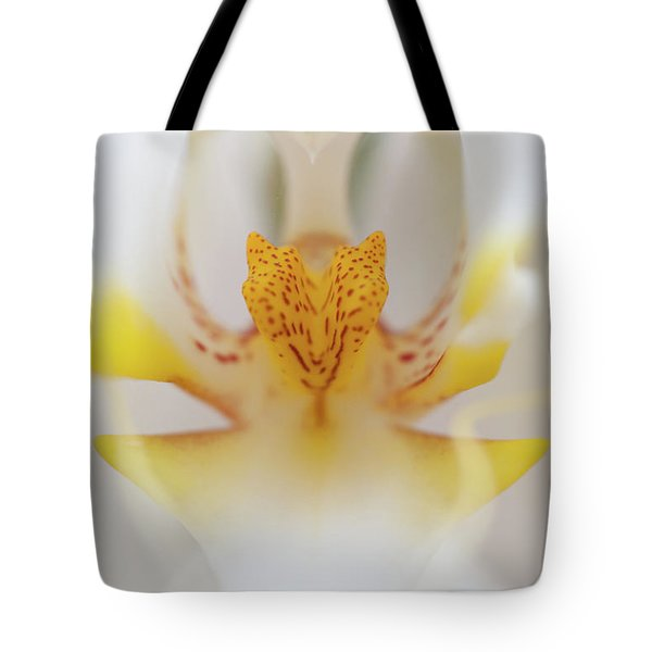 Open Wide Tote Bag by Sebastian Musial