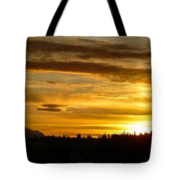 Open Your Heart Tote Bag by Jordan Blackstone
