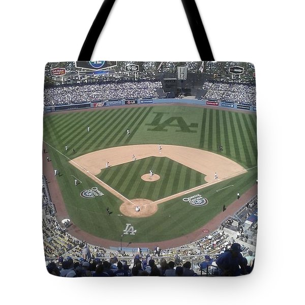Opening Day Upper Deck Tote Bag