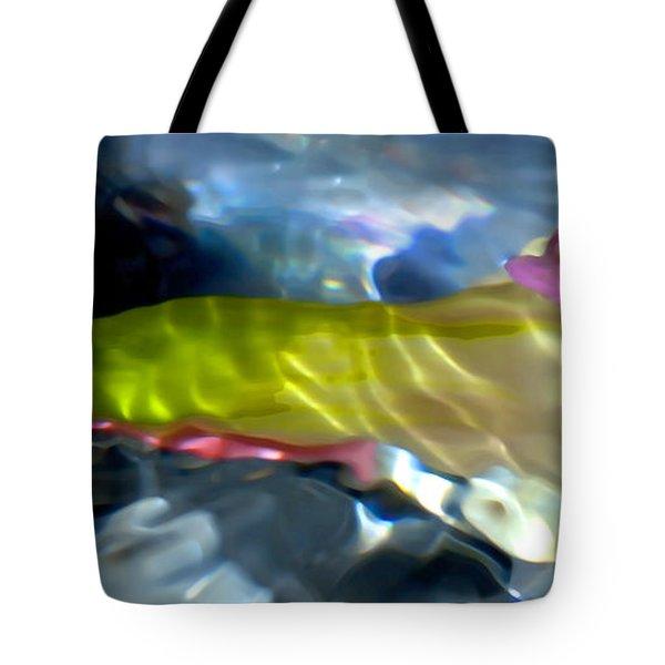 Ophelia Tote Bag by Theresa Tahara