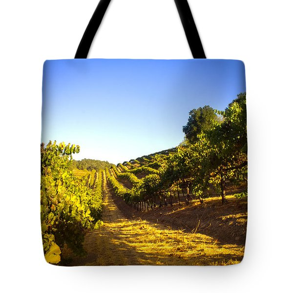 Opolo Winery Tote Bag