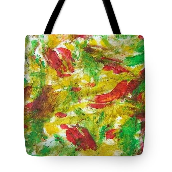 Opportunity Tote Bag