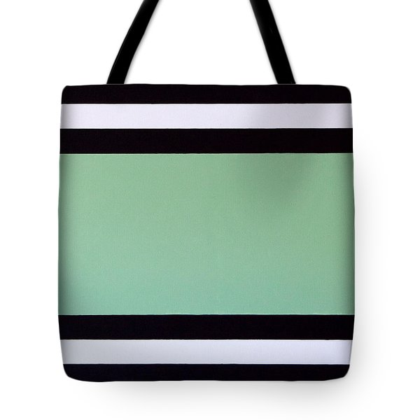 Tote Bag featuring the painting Opportunity by Thomas Gronowski